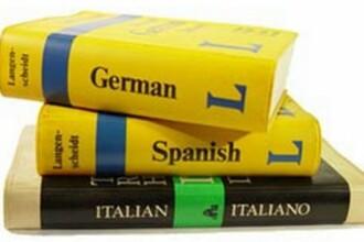 Ce limbi straine se studiaza in scolile de stat din Romania. Surpriza de pe locul cinci