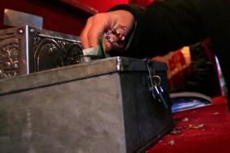 Un calugar din Salaj a disparut de la schit cu o suma importanta de bani