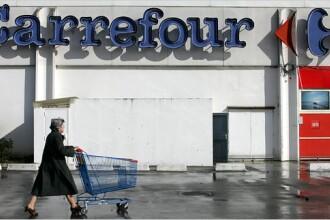 Cat castiga un angajat Kaufland sau Carrefour