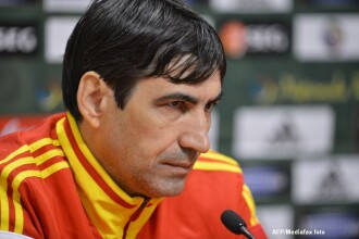 Olanda - Romania 4-0. Victor Piturca:
