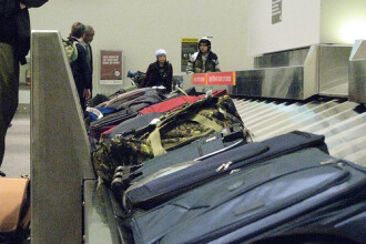Descoperirea facuta de politisti pe un aeroport din SUA. L-au perchezitionat si l-au arestat imediat