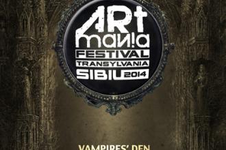 ARTmania Festival Sibiu 2014 - Therion, Eluveitie, Zdob si Zdub