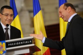 Intalnirea de la Cotroceni, VIDEO integral. Basescu: