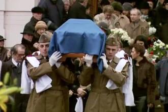 Baritonul Nicolae Herlea a fost inmormantat. Gheorghe Turda: