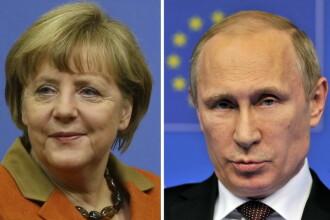Angela Merkel: Europa nu va lasa Rusia