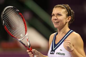 Simona Halep, calificata in optimile de finala la Indian Wells