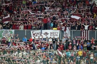 CFR ingradeste accesul fanilor la meciul cu Steaua: o persoana poate achizitiona doar un bilet la derby
