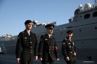 Washington Post: Flota rusa de la Marea Neagra este buna pentru intimidarea
