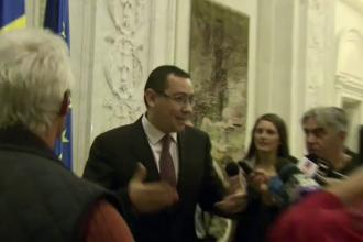 Reactia lui Ponta dupa demisia lui Antonescu de la sefia Senatului: S-a sinucis!