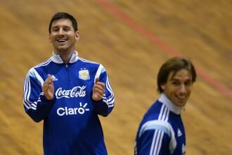 LIVE BLOG. Traim Mondialul Nostru! Messi, Sergio Aguero si Higuain vor fi titulari miercuri seara de la 21:00, LIVE pe Pro TV