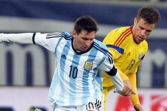 ROMANIA - ARGENTINA, 0-0. Fazele unui meci in care Romania a fost egala Argentinei. De ce a fost anulat golul lui Maxim
