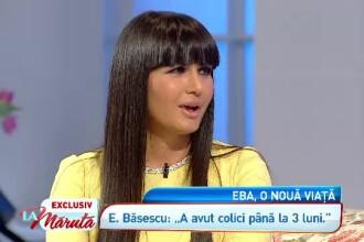 Elena Basescu a povestit cum s-a schimbat dupa ce a nascut.