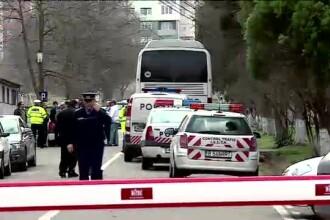 Marturii din autocarul pe care un polonez l-a umplut de sange la Hunedoara.