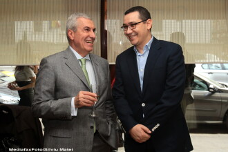 Negocierile dintre PSD si PLR pentru Guvernul Ponta 4 prind forma. Ce ministere ar urma sa primeasca reformatorii