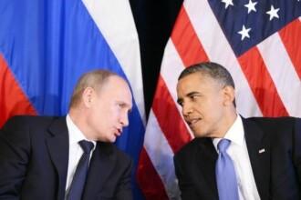 Putin il acuza pe Obama ca are o atitudine