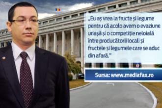 Guvernul si PNL se intrec in reduceri de TVA, inainte de europarlamentare. Liberalii vor carne mai ieftina; Ponta, legume