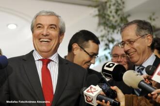 Ponta, intrebat despre tandemul Ponta-presedinte, Tariceanu-premier: