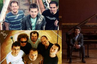Au fost anuntate cele trei nume romanesti care vor participa la Festivalul JazzTM