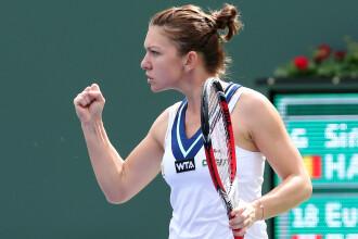 Simona Halep e in semifinala de la Shenzen Open dupa 6-3, 6-3 cu Aleksandra Krunici. Ce a declarat imediat dupa victorie