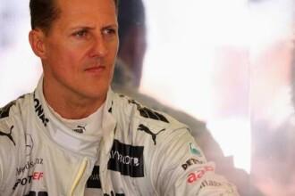 Transferul lui Schumacher, o operatiune ca cele ale serviciilor secrete. Pilotul a fost constient pe drumul spre Elvetia