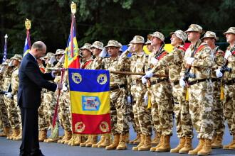 <b>Traian Basescu</b>: Pentru Romania nu exista riscul unui conflict cu Federatia Rusa