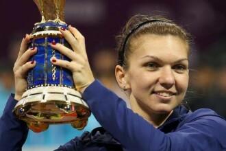 Simona Halep, locul 5 modial. Performanta nu a mai fost reusita de nici o jucatoare de tenis din Romania