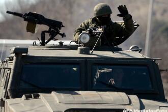 Criza in Ucraina. Uniunea Europeana someaza Kievul si Moscova sa evite amplificarea crizei