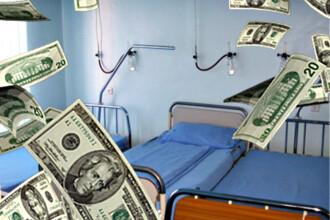 Frauda a imbolnavit sistemul de sanatate. In loc sa ancheteze directorii de spitale, autoritatile ii sperie pe pacienti