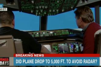 Analiza CNN despre avionul disparut de 11 zile. Ar fi putut sa