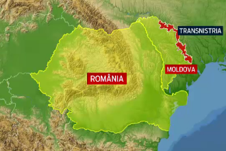 Trupe rusesti au efectuat exercitii militare la granita Romaniei, in Transnistria. Reactia autoritatilor de la Chisinau