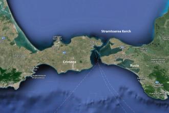 Solutia de 3 miliarde de dolari prin care Crimeea va fi unita si la propriu de Rusia. Putin a anuntat miercuri investitia