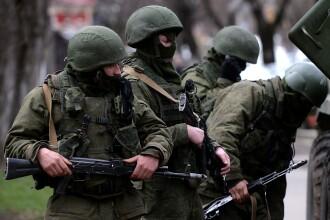 Tensiuni in Crimeea. Kiev-ul pregateste evacuarea militarilor. NATO avertizeaza: