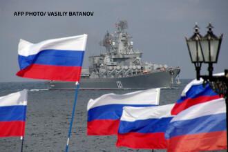 La rascruce de interese, partea I. Flota de fier vechi care a invins Ucraina. Reportaj din Crimeea, locul unde a reizbucnit Razboiul Rece