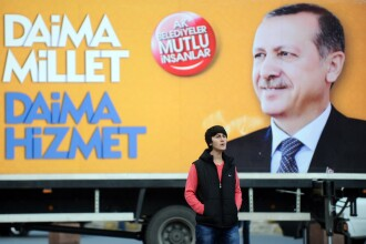 Scandal in Turcia cu cateva zile inainte de