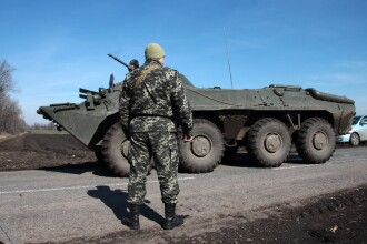 Criza din Ucraina. Putin a ordonat focuri de artificii la Moscova si in peninsula dupa ce a semnat anexarea Crimeei