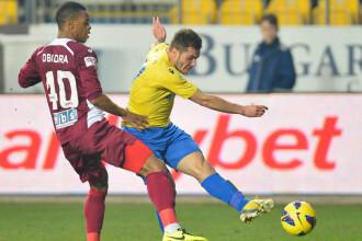 Transfer important la U Cluj. Sauvadet are drept de joc pentru meciul cu CFR