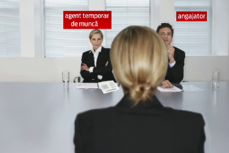 Domeniile care cauta angajati pentru joburi temporare. Cat de avantajoasa e solutia unui loc de munca pe termen scurt
