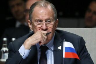 Lavrov: Rusia garanteaza integritatea Rep. Moldova daca aceasta mentine neutralitatea iar Transnistria are statut special