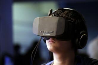 Facebook cumpara pentru 2 miliarde de dolari o companie lider in tehnologia realitatii virtuale