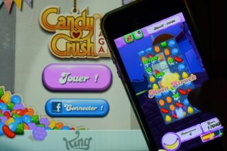 Scandal in Marea Britanie, dupa ce un partamentar a fost prins jucandu-se Candy Crush la serviciu
