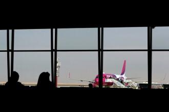 Cursa Wizz Air care nu a plecat niciodata la timp in ultimele 10 luni. Intarzierile totale au ajuns la 176 de ore