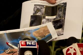 LOST. Avionul disparut din Malaysia ziua 19, UPDATE. Satelitii au descoperit 122 de obiecte, posibile ramasite ale aeronavei