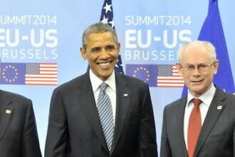 Barack Obama vrea ca SUA sa exporte gaze in Europa: