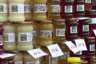 Mierea romaneasca, o afacere profitabila: aproape intreaga productie merge la export. Cat de putin consuma romanii