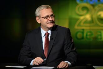 PSD vrea sa obtina minimum 35% la europarlamentare. Liviu Dragnea va folosi acelasi sistem informatic de la referendum