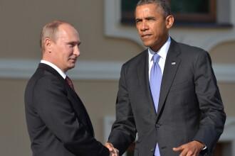 Cat au castigat in 2013 cei mai puternici oameni din lume: Barack Obama si Vladimir Putin