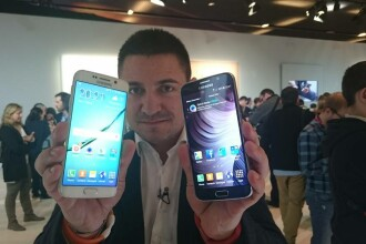 iLikeIT la MWC 2015. Tot ce trebuie sa stiti despre Samsung S6, Samsung Edge, HTC One M9 si Huawei Watch Android