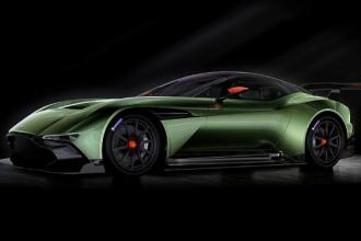 Salonul de la Geneva se deschide marti. Aston Martin va prezenta noul model, Vulcan, in valoare de 2 milioane de euro