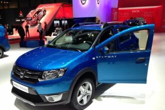 Salonul auto de la Geneva. Dacia a pus buton de start/stop pe Duster: imagini cu noile versiuni prezentate in Elvetia