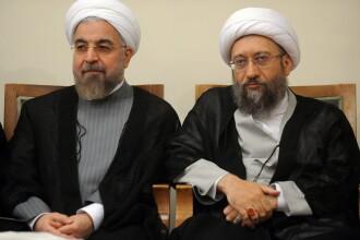 Presedintele parlamentului iranian ameninta: Israelul va ajunge in